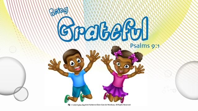Children's Sunday Nov 29, 2020